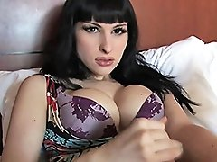 Busty Bailey toys and strokes