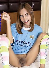 Soccer Femboy Gaped and Creamed