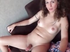Nikki's Hot Ass Slapped by a Big Black Cock