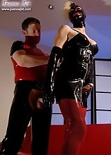 Shemale Fetish Passion #2 - Pure Latex