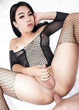 Ladyboy Tata - Hot Slut For Seed